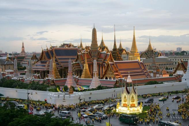 วัดพระแก้ว, a Buddhist temple in Bangkok